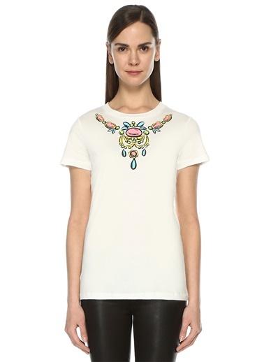 Tişört-Boutique Moschino